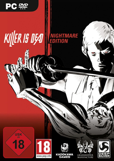 Купить Killer Is Dead: Nightmare Edition