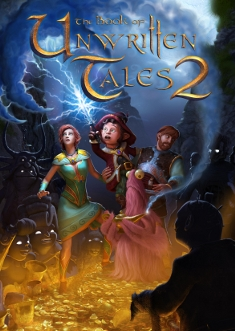 Купить The Book of Unwritten Tales 2