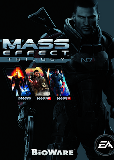 Купить Mass Effect Trilogy