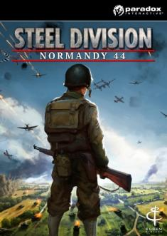 Купить Steel Division: Normandy 44