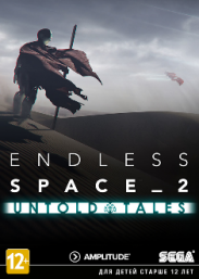 Купить Endless Space 2 - Untold Tales