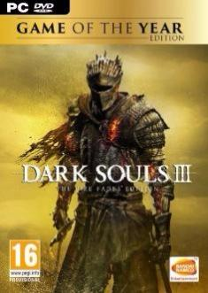 Купить Dark Souls 3 - Game of the Year Edition