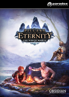 Купить Pillars of Eternity - The White March