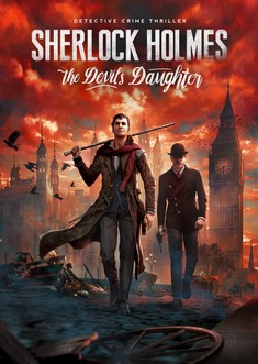 Купить Sherlock Holmes: The Devil's Daughter