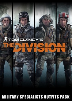 Купить Tom Clancy's The Division - Military Specialists Outfits Pack