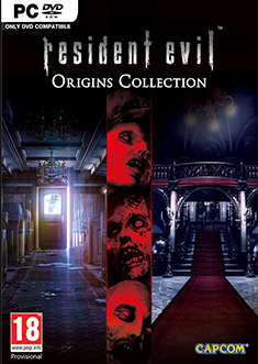 Купить Resident Evil Origins Collection