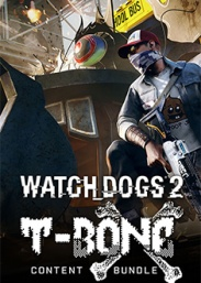 Купить Watch Dogs 2 T-Bone Content Bundle