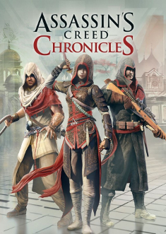 Купить Assassin's Creed Chronicles Trilogy