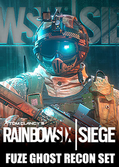 Купить Tom Clancy's Rainbow Six: Siege. Fuze Ghost Recon Set.