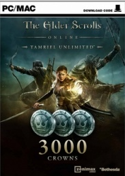 Купить The Elder Scrolls Online - 3000 Crown Pack