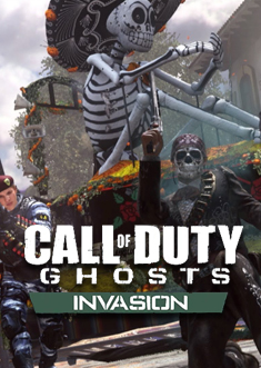 Купить Call of Duty: Ghosts - Invasion