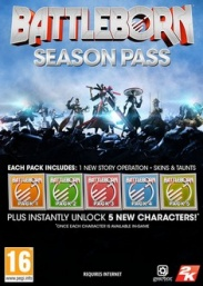 Купить Battleborn: Season Pass