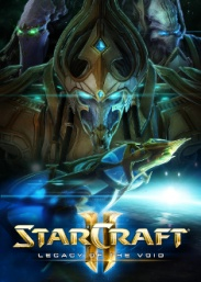 Купить StarCraft 2: Legacy of the Void