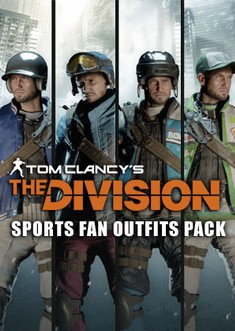 Купить Tom Clancy's The Division - Sports Fan Outfit Pack