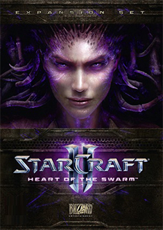 Купить StarCraft 2: Heart of the Swarm